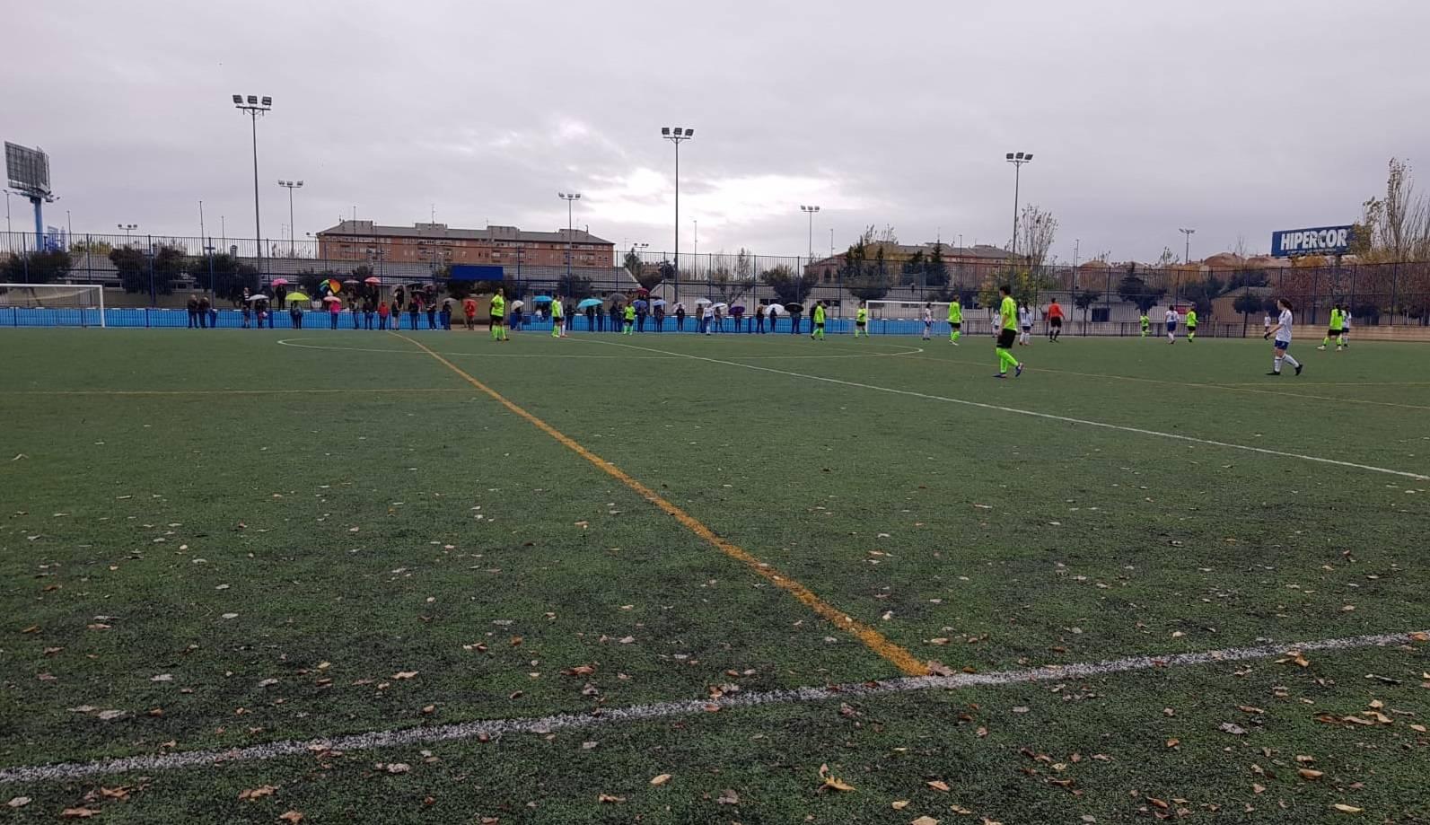 88e0c13d06b58 Nuestros equipos de liga territorial disputaron este fin de semana sus  partidos correspondientes a la jornada