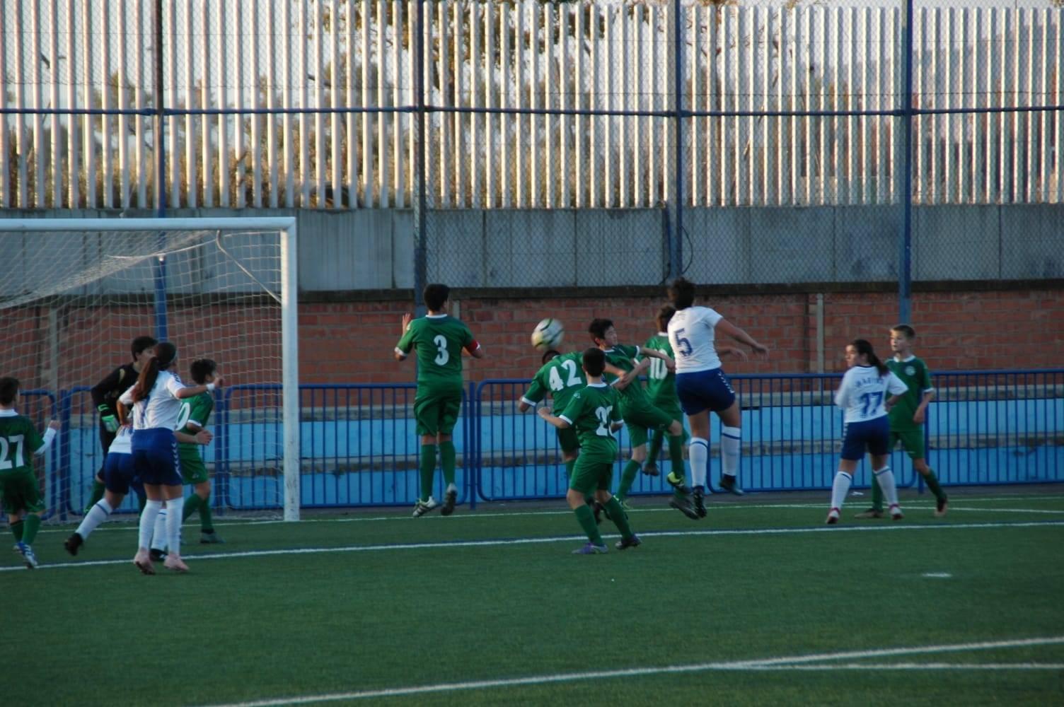 8c13680e7c58e Nuestros equipos de la categoría Infantil disputaron este pasado fin de  semana su partido correspondiente de liga