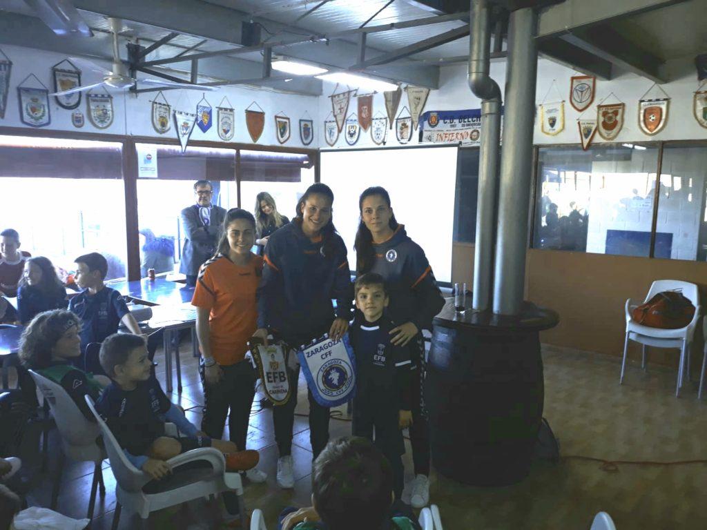 Zaragoza CFF en Cariñena