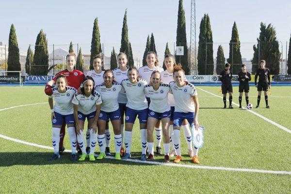 Once inicial Zaragoza CFF