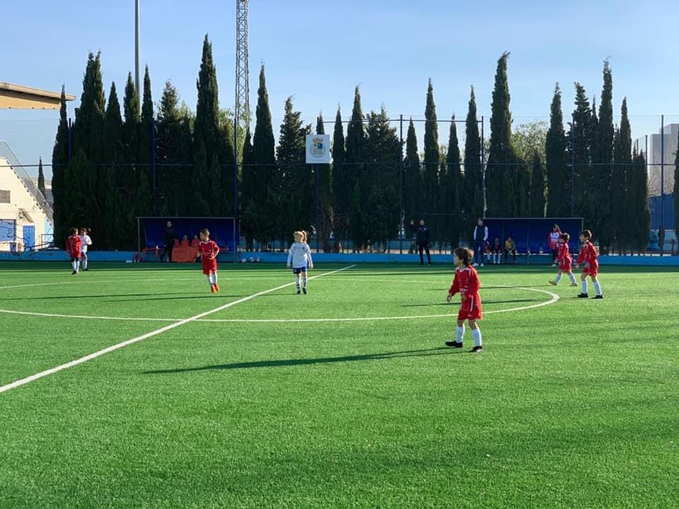 6a11b3563ed9b Jornada de los equipos de Alevín y Benjamín del Zaragoza CFF - Página  oficial del Zaragoza Club de Fútbol Femenino