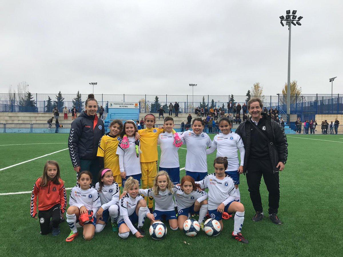 74f50253a2dcd Partidos de los equipos de Alevín y Benjamín del Zaragoza CFF - Página  oficial del Zaragoza Club de Fútbol Femenino