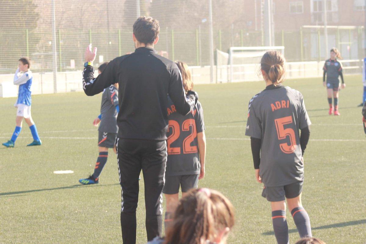 4be97681ef095 Buenos resultados en liga de los equipos Alevín y Benjamín del Zaragoza CFF  - Página oficial del Zaragoza Club de Fútbol Femenino
