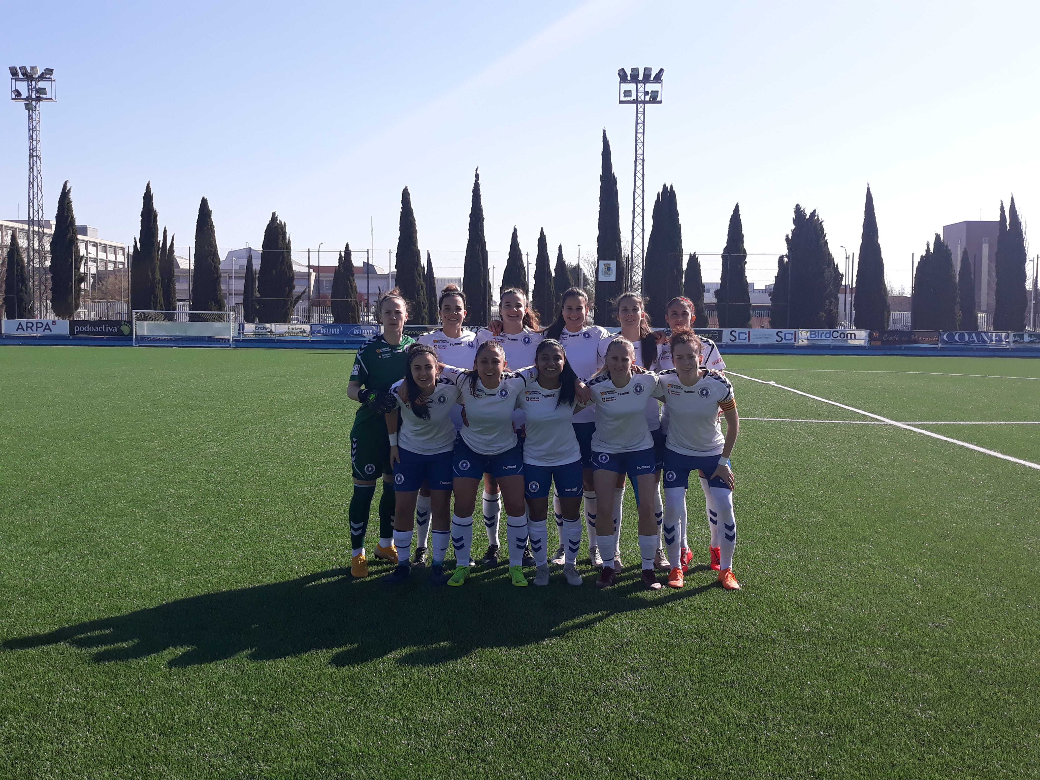 d23ab1cd5cd4c Temporada archivos - Página oficial del Zaragoza Club de Fútbol Femenino