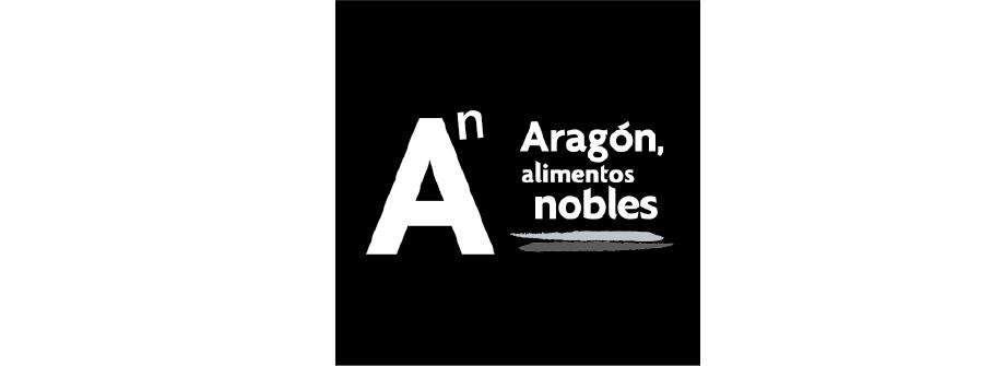 Logo Aragón Alimentos Gris